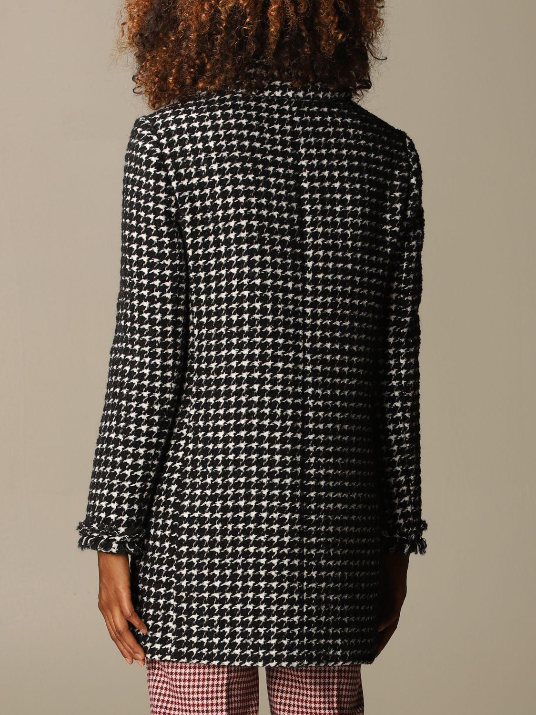 Coat Be Blumarine: Coat women Be Blumarine black 3