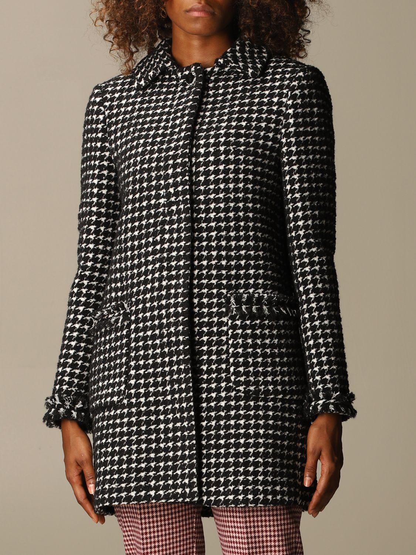 Coat Be Blumarine: Coat women Be Blumarine black 4