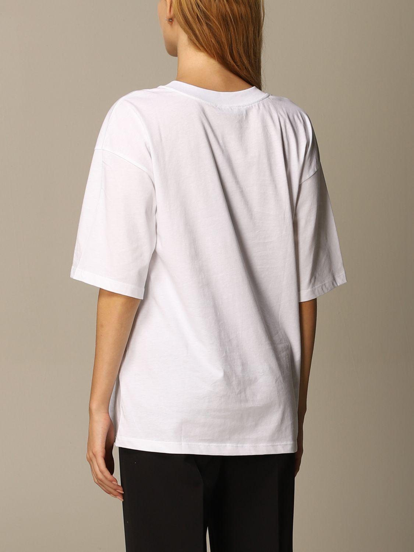 T-Shirt Blumarine: T-shirt women Blumarine white 3