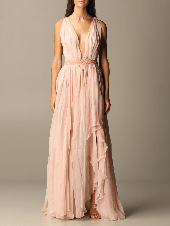 Dress Blumarine: Dress women Blumarine blush pink 1