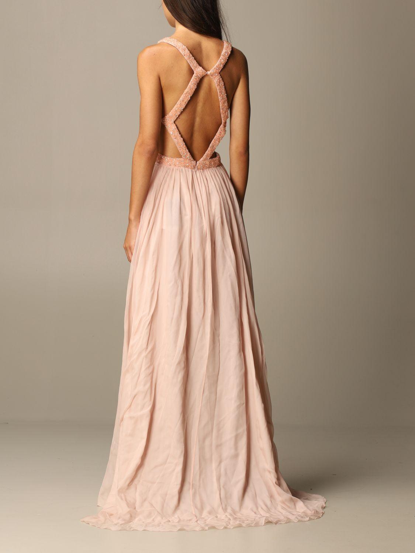 Dress Blumarine: Dress women Blumarine blush pink 2