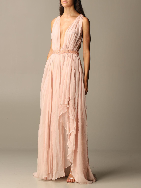 Dress Blumarine: Dress women Blumarine blush pink 3
