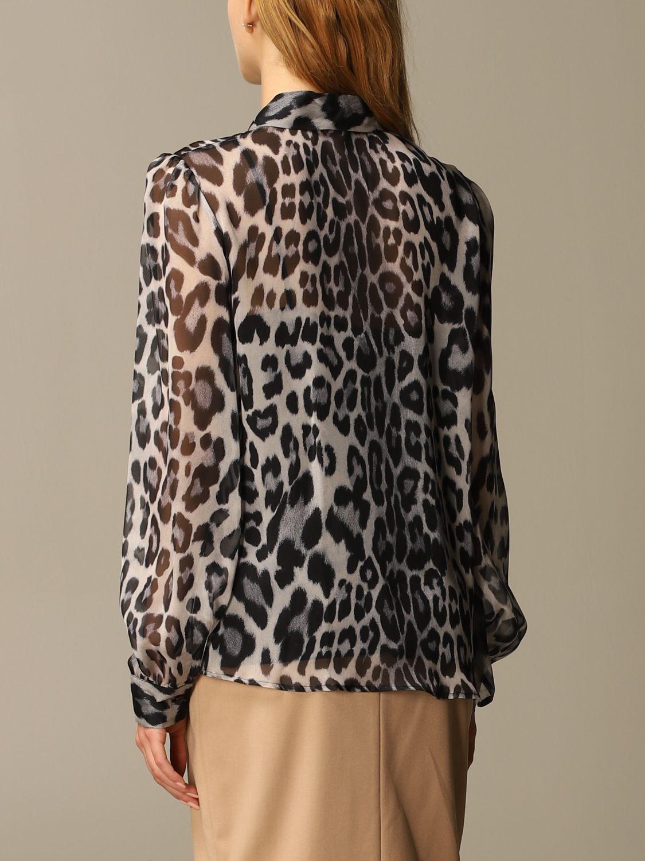 Shirt Blumarine: Top women Blumarine black 2