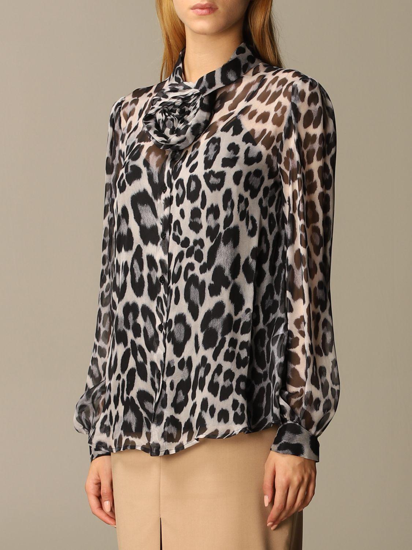 Shirt Blumarine: Top women Blumarine black 3