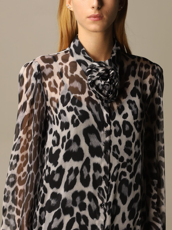 Shirt Blumarine: Top women Blumarine black 4