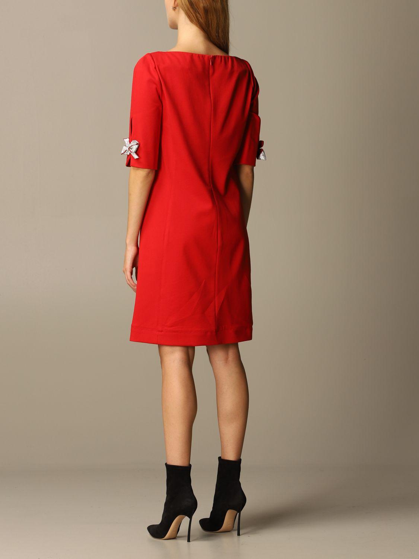 Dress Blumarine: Dress women Blumarine red 2