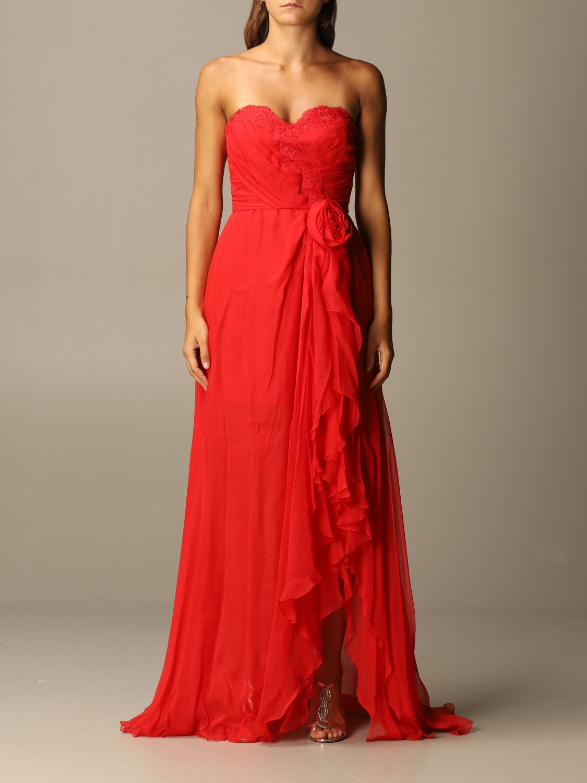 Dress Blumarine: Dress women Blumarine red 1