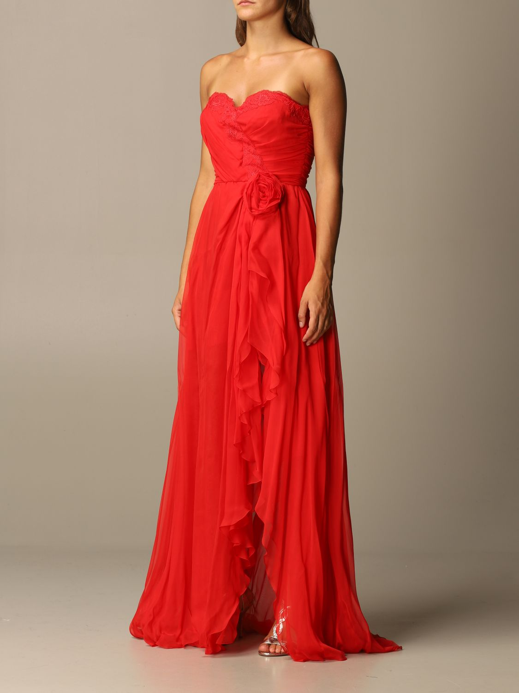 Dress Blumarine: Dress women Blumarine red 3