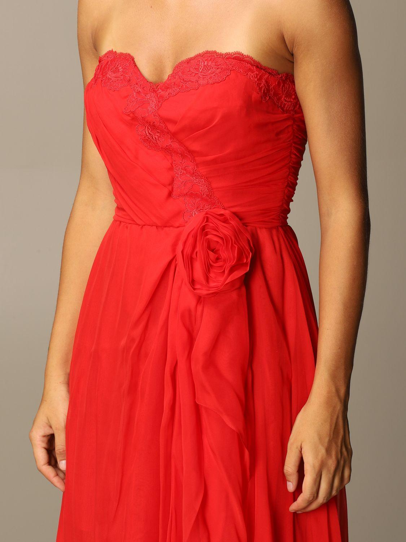 Dress Blumarine: Dress women Blumarine red 4