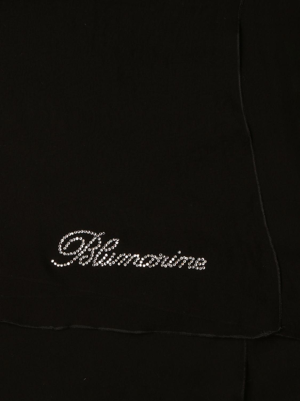 Foulard Blumarine: Foulard femme Blumarine noir 3