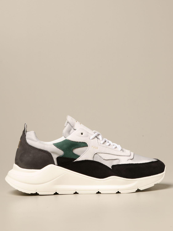 Спортивная обувь D.a.t.e.: Обувь Мужское D.a.t.e. черный 1