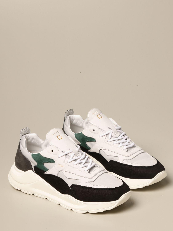 Спортивная обувь D.a.t.e.: Обувь Мужское D.a.t.e. черный 2