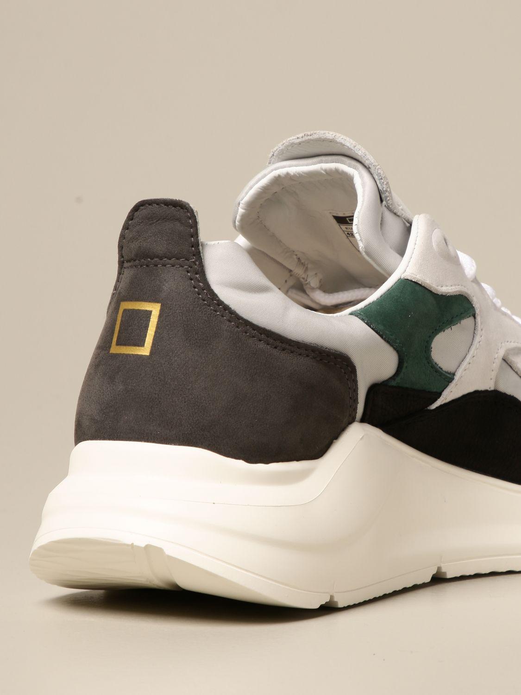 Спортивная обувь D.a.t.e.: Обувь Мужское D.a.t.e. черный 3
