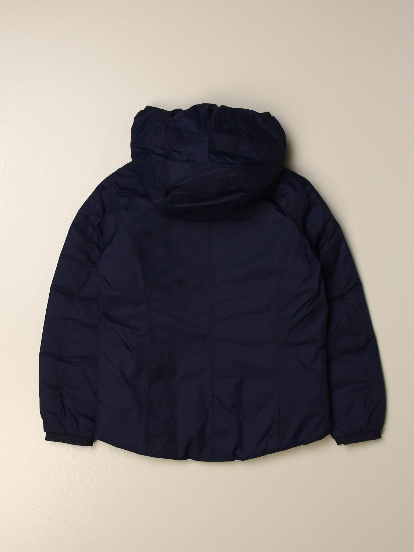 Jacket K-Way: Jacket kids K-way blue 2