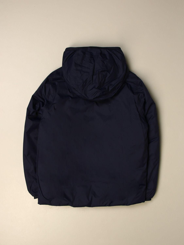 Jacket K-Way: Jacket kids K-way navy 2
