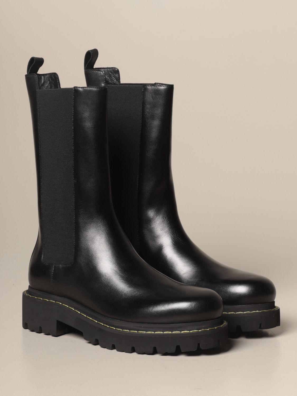 Flache Stiefeletten Pinko: Schuhe damen Pinko schwarz 2