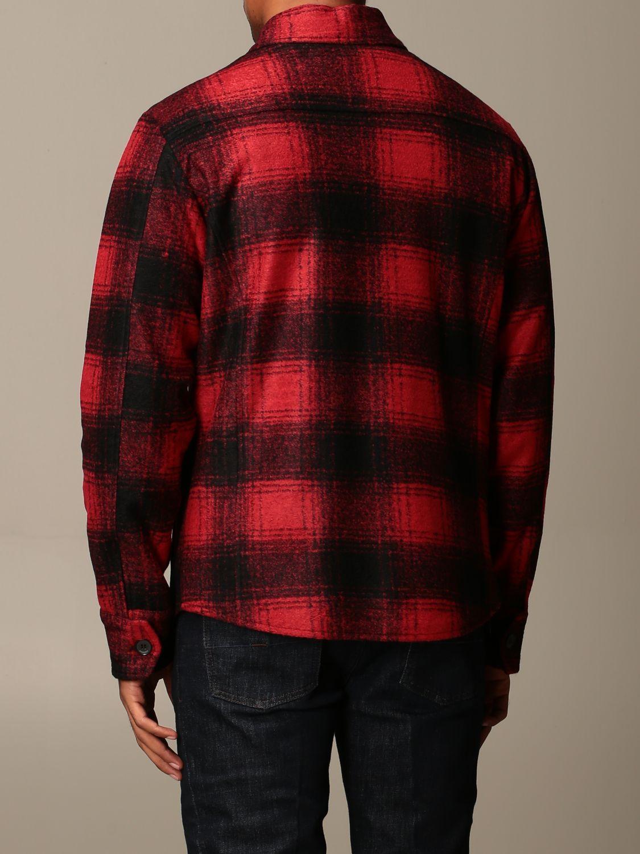 Shirt Hydrogen: Blazer men Hydrogen red 2