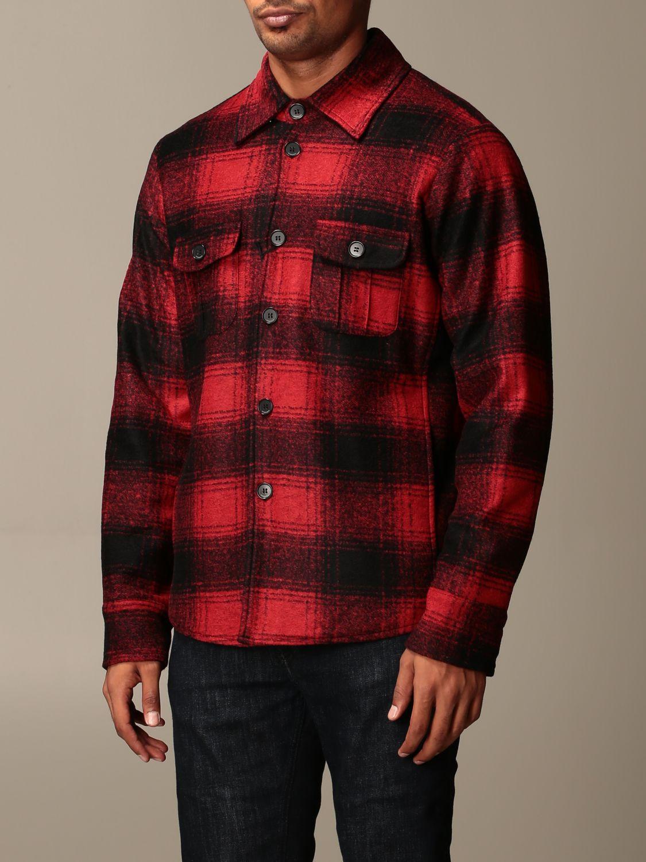Shirt Hydrogen: Blazer men Hydrogen red 3