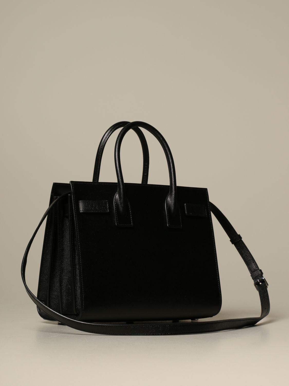 Handtasche Saint Laurent: Schultertasche damen Saint Laurent schwarz 3