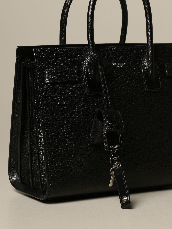 Handtasche Saint Laurent: Schultertasche damen Saint Laurent schwarz 4