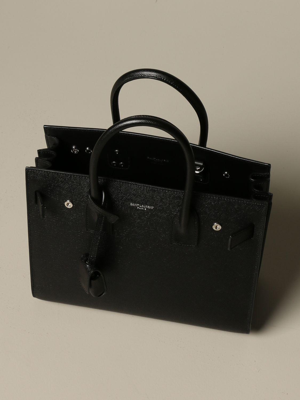 Handtasche Saint Laurent: Schultertasche damen Saint Laurent schwarz 5