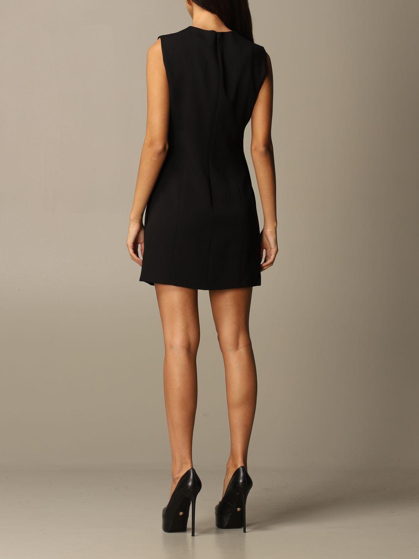 Платье Versace: Платье Женское Versace черный 3