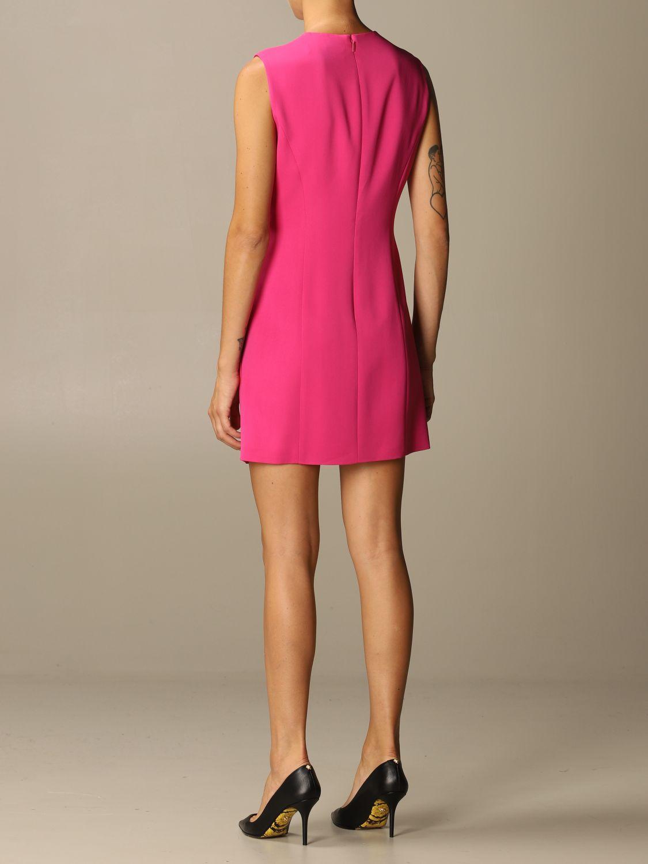Платье Versace: Платье Женское Versace фуксия 2