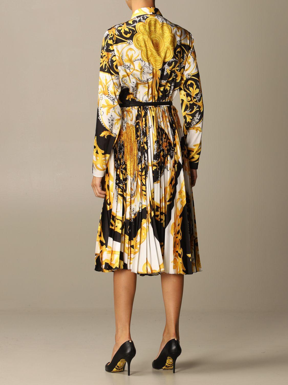 Kleid Versace: Kleid damen Versace gold 2