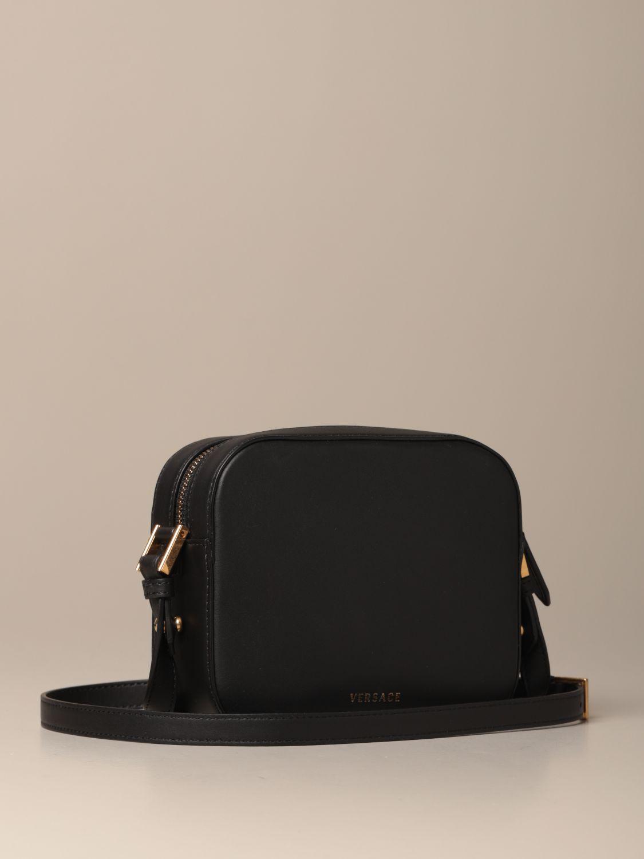 Mini bag Versace: Shoulder bag women Versace black 2