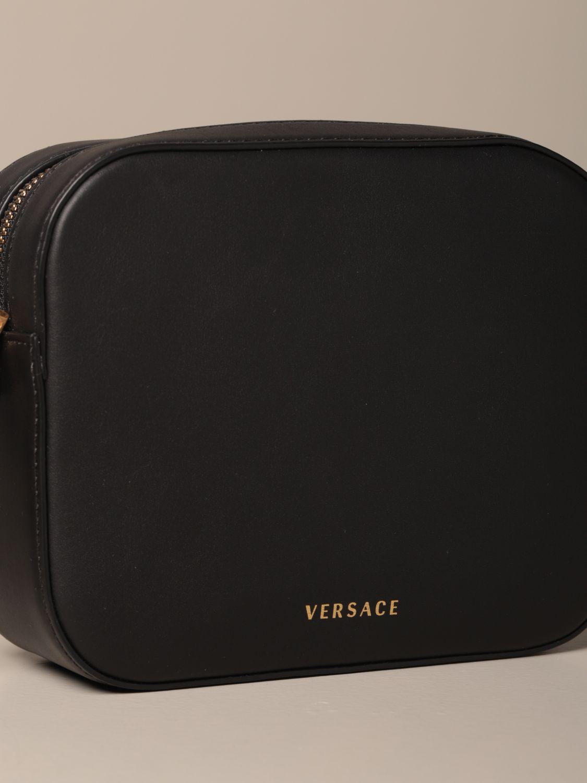 Mini bag Versace: Shoulder bag women Versace black 3