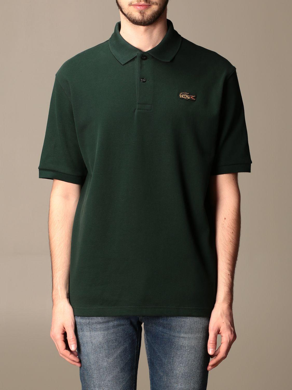 Polo shirt men Lacoste L!ve