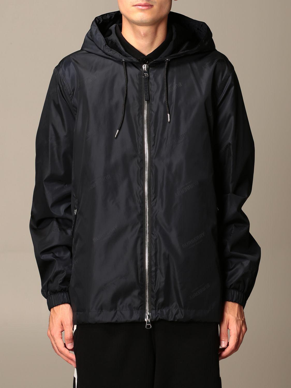 Jacket Burberry: Jacket men Burberry black 1