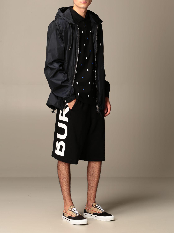 Jacket Burberry: Jacket men Burberry black 2