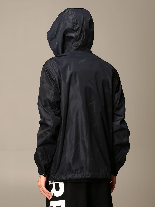 Jacket Burberry: Jacket men Burberry black 3