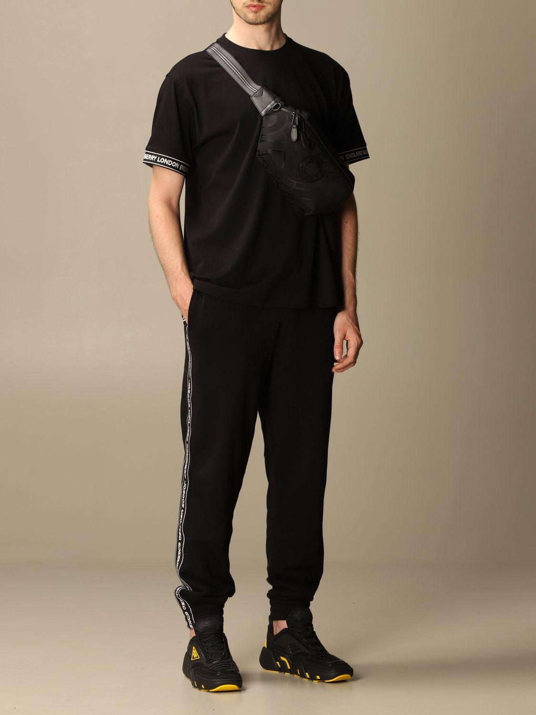 T-shirt Burberry: T-shirt men Burberry black 2