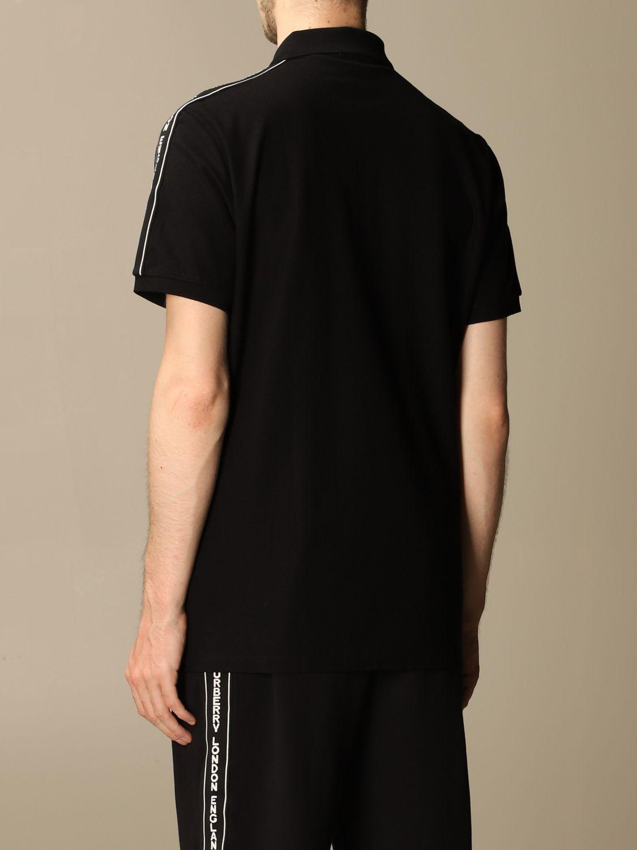 Polo shirt Burberry: Polo shirt men Burberry black 3