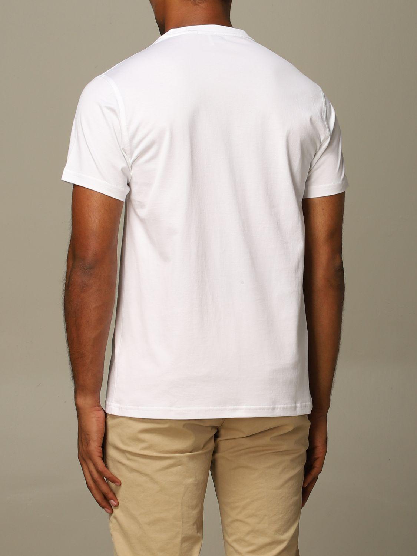 T-Shirt Burberry: T-shirt herren Burberry weiß 2
