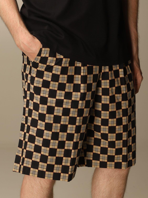 Short Burberry: Bermuda shorts men Burberry beige 5