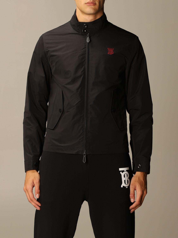 Jacket Burberry: Lincolnshire Burberry nylon sport jacket black 1