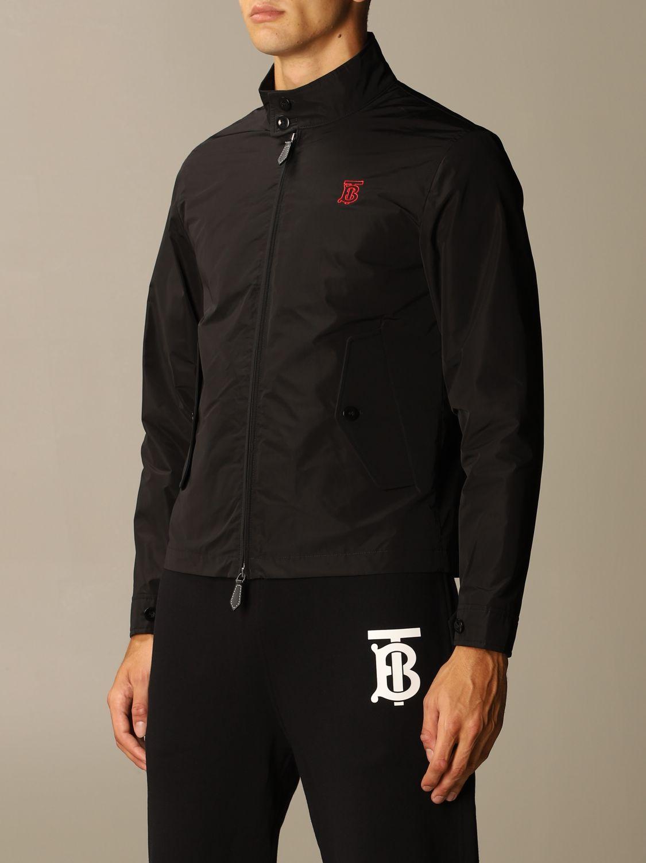Jacket Burberry: Lincolnshire Burberry nylon sport jacket black 4