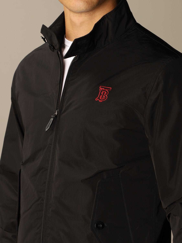Jacket Burberry: Lincolnshire Burberry nylon sport jacket black 5