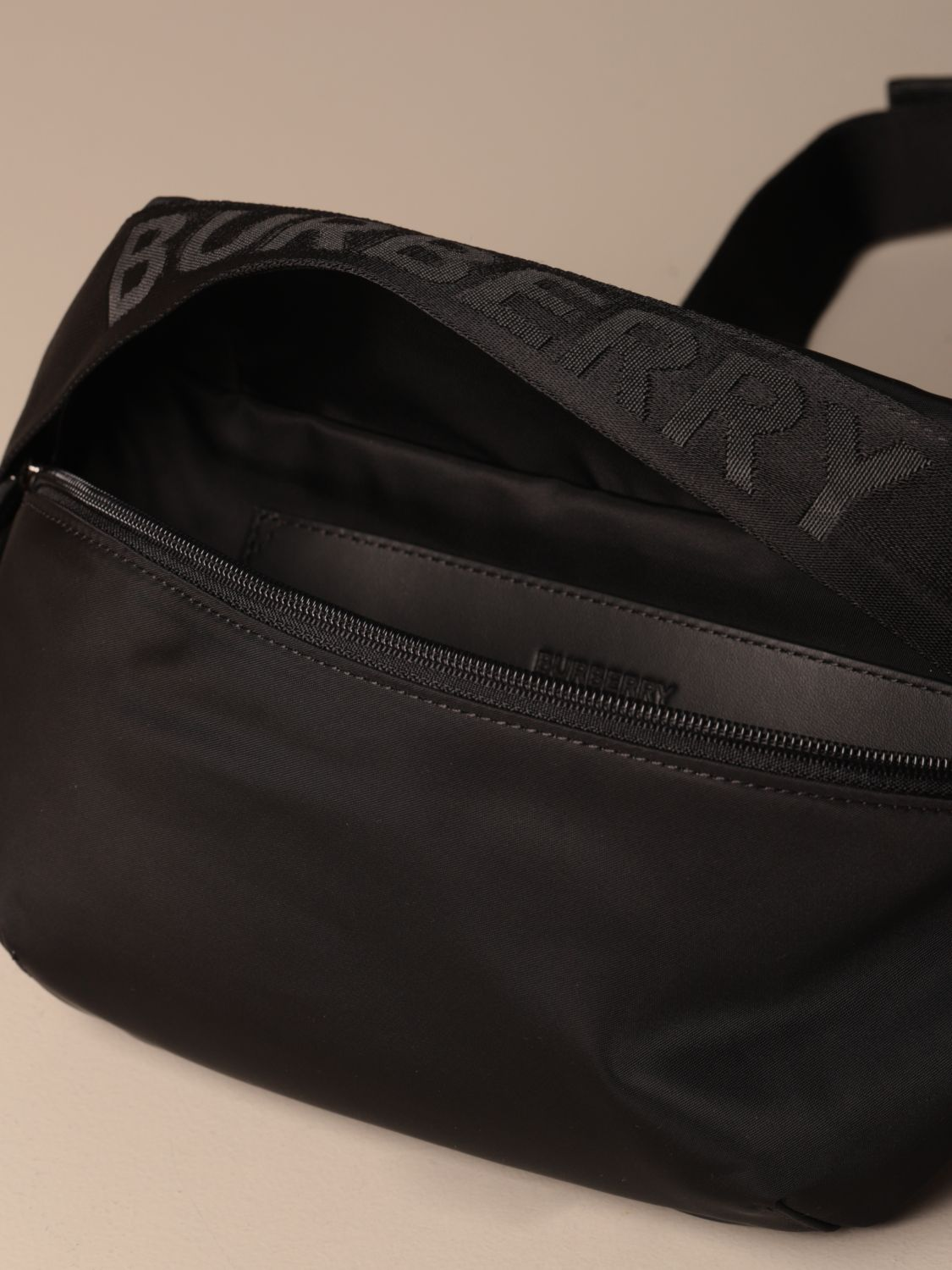 Bags Burberry: Bags men Burberry black 5