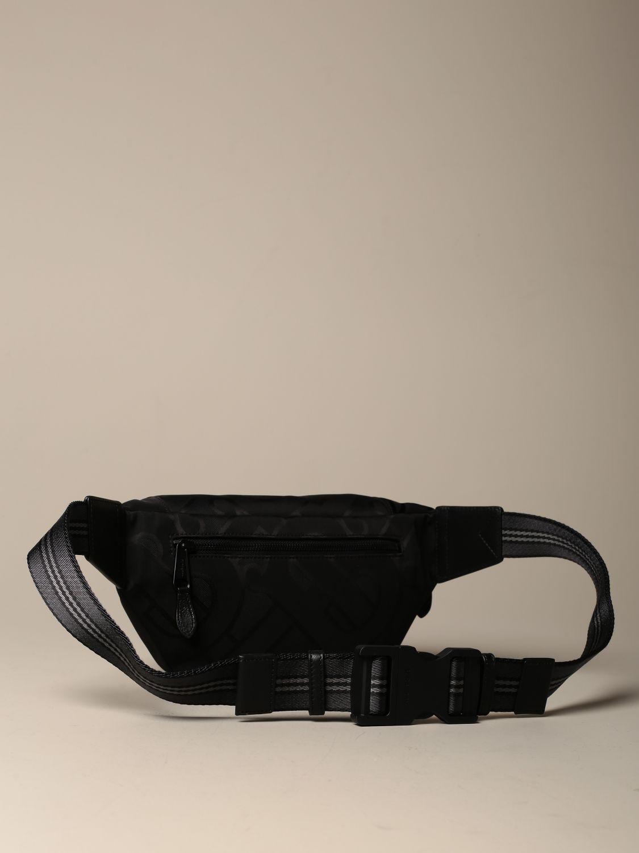 Belt bag Burberry: Sonny TB Burberry belt bag with logo black 3