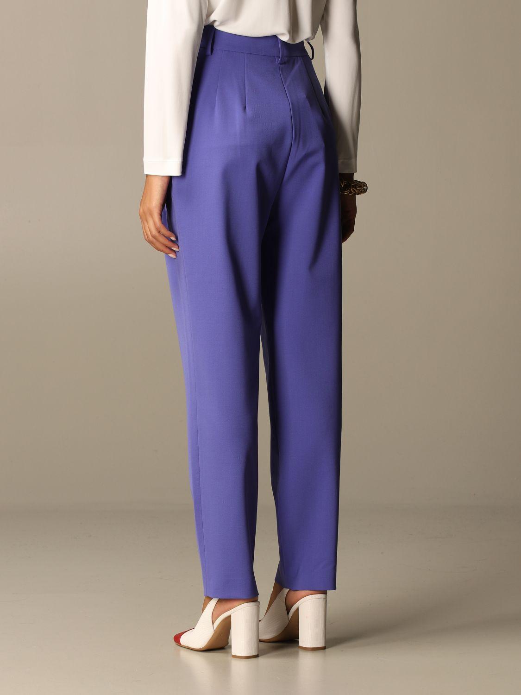 Trousers Alberta Ferretti: Trousers women Alberta Ferretti lilac 3