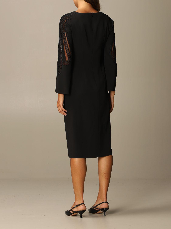 Платье Alberta Ferretti: Платье Женское Alberta Ferretti черный 2