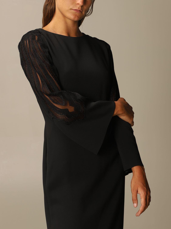 Dress Alberta Ferretti: Dress women Alberta Ferretti black 4