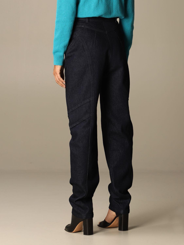 Jeans Alberta Ferretti: Jeans women Alberta Ferretti denim 3