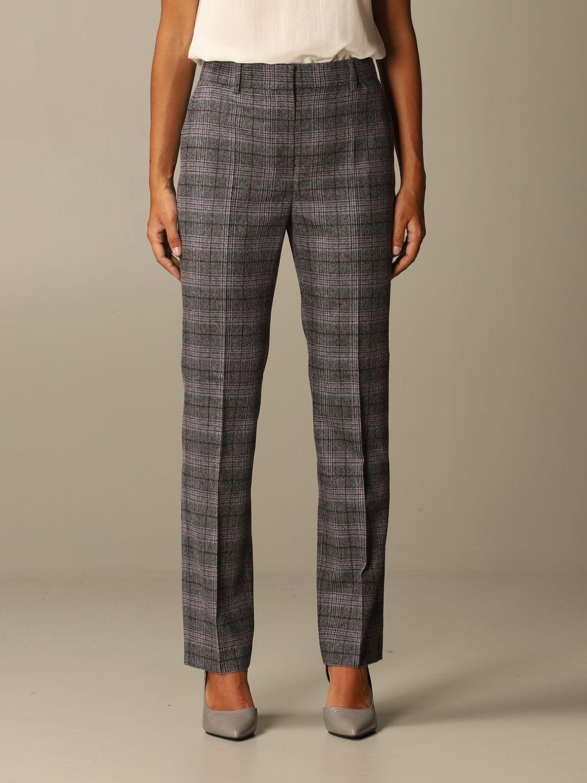 Pantalon Alberta Ferretti: Pantalon femme Alberta Ferretti gris 1