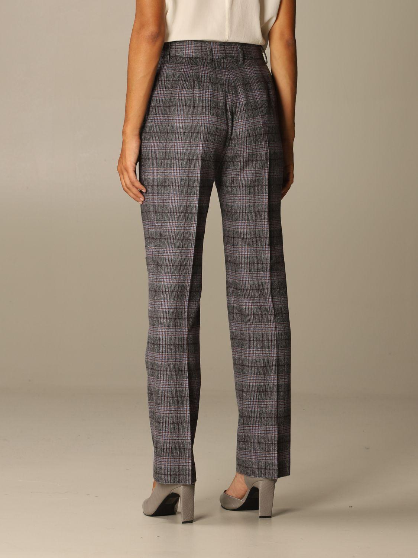 Pantalon Alberta Ferretti: Pantalon femme Alberta Ferretti gris 3