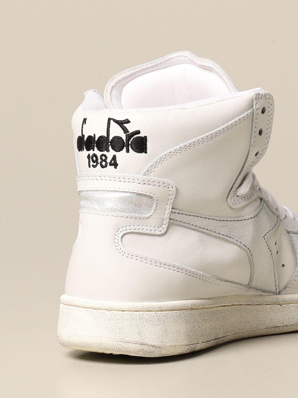 Mi Basket Used Diadora sneakers in
